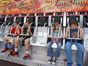 Preview day allows for unlimited rides at the NC State Fair.