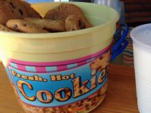 Cookies and Milk are at the NC State Fair.