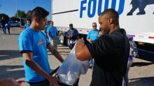 IMAGES: Food Lion holds annual Hunger Relief Day Thursday