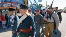 IMAGES: Parade highlights Military Appreciation Day at State Fair