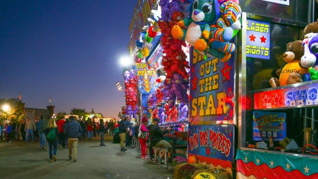 Sights from the North Carolina State Fair on Monday October 19, 2015 in Raleigh N.C. (Chris Baird / WRAL Contributor).
