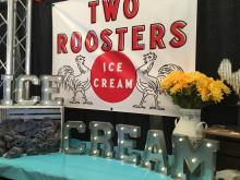 Two Roosters Ice Cream at the N.C. State Fair