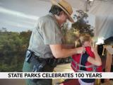 State Parks system highlights 100th birthday with State Fair exhibit