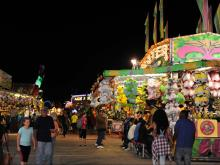 State Fair fun continues after dark