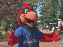 Casey the Cardinal returns to State Fair