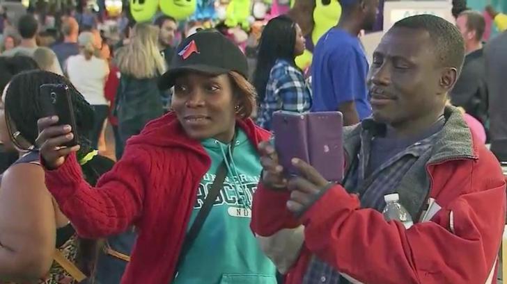 State Fair selfie