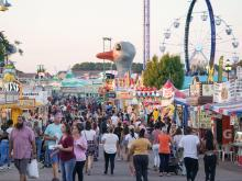 Fair weather greets first weekend of NC State Fair