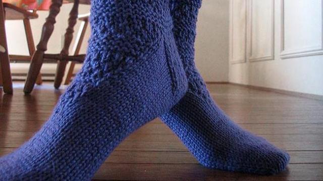 Pella - Spotlight - Fuzzy socks
