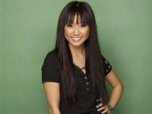 This photo provided by the Disney Channel shows Brenda Song at the Beverly Hilton Hotel in Beverly Hills, Calif., Wednesday, March 14, 2007. (AP Photo/Disney Channel, Randy Holmes)
