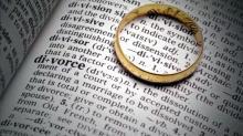 Divorce graphic
