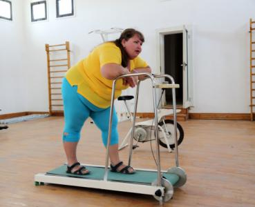 "The World Health Organization has pronounced obesity a global epidemic that threatens all age and socioeconomic groups. ""Its health consequences range from increased risk of premature death to serious chronic conditions that reduce the overall quality of life,"" the WHO warns. (Deseret Photo)"