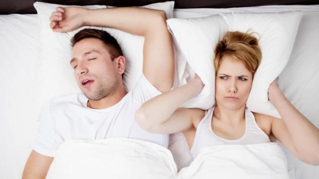 Snoring isn't just obnoxious. It can also be deadly. (Deseret Photo)