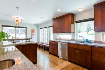 AFTER: This kitchen remodel shows the drastic change a kitchen remodel can make to a home, which translates into resale value and sale-ability. (Deseret Photo)