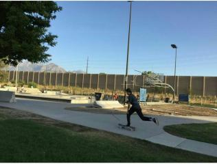 Arianne Brown writes about how she learned to appreciate skateboarding as a sport that should be respected. (Deseret Photo)