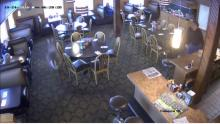 IMAGE: Video shows deer go on rampage in diner