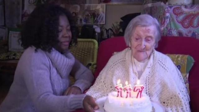 The world's oldest living person celebrated her 117th birthday Tuesday. Here's a list of other people that can brag about being a supercentenarian. (Deseret Photo)