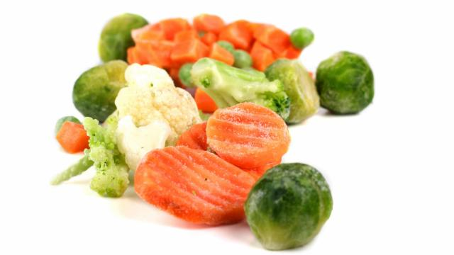 Did you know that frozen produce can be healthier than fresh? (Deseret Photo)