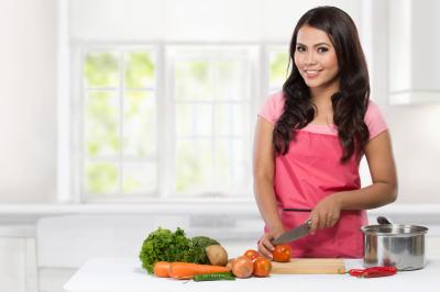 Everything I needed to know in life I may have learned in my mother's kitchen. The wonderful smell of home-cooked foods when I returned home from school was the beginning of building lasting healthy eating habits maintained into my adult years. (Deseret Photo)
