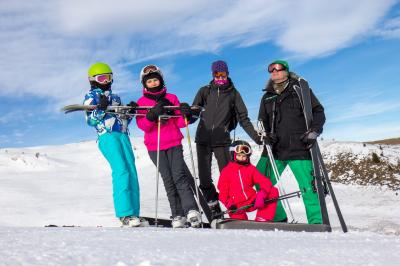 At this point in the season, our ski days are numbered. However, if you are still planning some upcoming trips to one of our 15 local resorts, here are a few tips and tricks to make your family ski day more successful so you can maximize your time. (Deseret Photo)