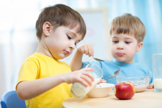 Our kids are naturally really good at something that many of us struggle with: food and eating. Let's learn from their innate wisdom and try to be a little more like a child in their relationship with food. (Deseret Photo)