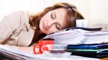 IMAGE: These 6 things are why you're tired all the time, according to science