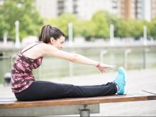 4 stretches every woman should be doing daily (you can do them in your bed)
