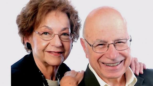 Livia and Don Weinstein (Deseret Photo)