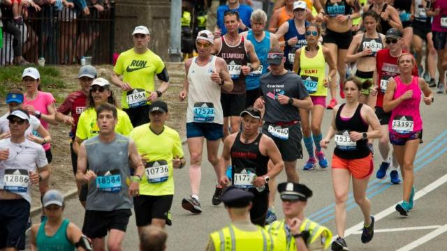 Not everyone who qualifies for the Boston Marathon will get into the race. Here's a few things to remember to help get over the disappointment. (Deseret Photo)