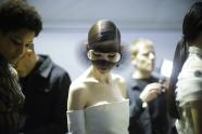 IMAGES: At Couture Shows, a Swift Reality Check