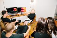 IMAGES: Linda Wells Shows Flesh: Woke Makeup for Revlon