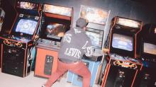 IMAGES: Brian Tyree Henry Finds Wisdom at an Arcade