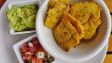 IMAGE: Twice-Fried Plantains Are A Delicious Crunchy Snack You Can Make In Your Air Fryer