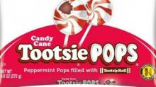 IMAGE: Candy Cane Tootsie Pops Are Back For The Holidays
