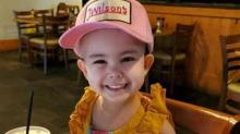 IMAGE: A Restaurant Opened Early For A 3-year-old Girl With Leukemia