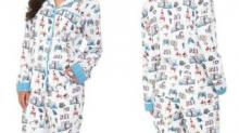 IMAGE: You Can Now Buy Costco-themed Pajamas And Socks To Show Your Love For The Store