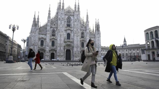 Italy may suspend mortgage payments due to coronavirus outbreak (Don't Waste your Money Photo)