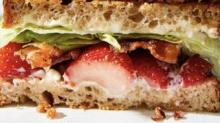 IMAGE: People Are Making BLTs With Strawberries Instead Of Tomatoes And We're Strangely Intrigued