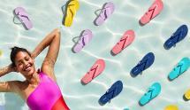IMAGE: $1 flip-flops are back for Old Navy cardholders