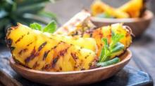 IMAGE: Try Fireball Grilled Pineapple For A Spicy, Boozy Summer Dessert