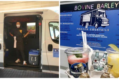Adult 'ice Cream Truck' Delivers Frozen Cocktails (Simplemost Photo)