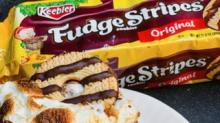 IMAGE: Make These Decadent Keebler S'mores Bars Using Fudge Stripes Cookies
