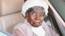 IMAGE: Oldest Living American Celebrates Her 116th Birthday