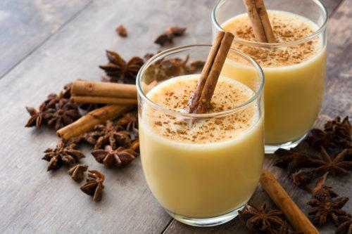 Fireball Is Selling A Nonalcoholic Eggnog Flavored Like Their Cinnamon Whiskey (Simplemost Photo)