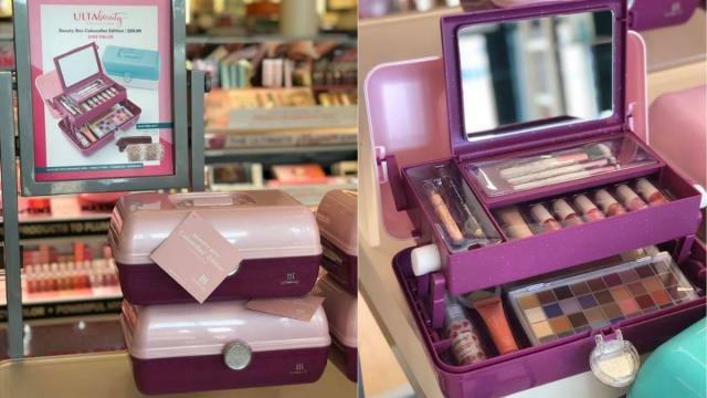 Caboodle full of makeup is just $24 (Don't Waste your Money Photo)