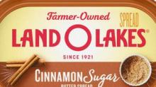 IMAGE: Land O'Lakes' Cinnamon Sugar Butter Is The Delicious Condiment You'll Want To Spread On Everything