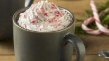 IMAGE: How To Make Starbucks' Peppermint Mocha At Home