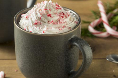 How To Make Starbucks' Peppermint Mocha At Home (Simplemost Photo)