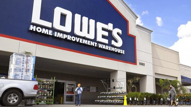 Lowe's is hiring 20,000 employees for the holiday season (Don't Waste your Money Photo)