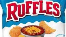 IMAGE: Ruffles Released A New Chili Cheese Flavor, No Dip Needed