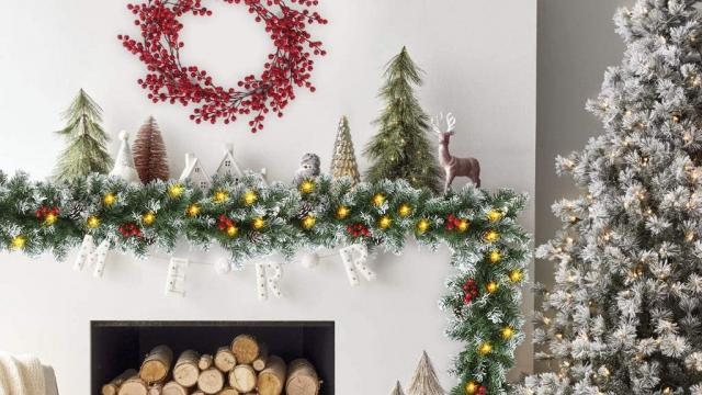 Best Christmas garland 2020 (Don't Waste your Money Photo)